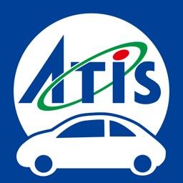 交通情報ATIS (アティス)高速道路や一般道の渋滞を検索