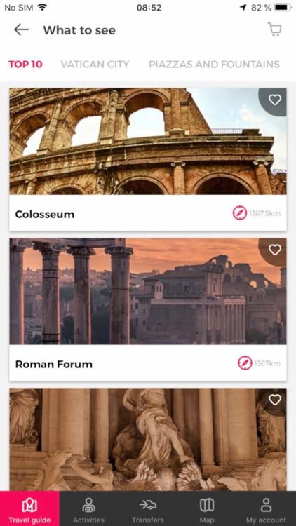 Rome Guide Civitatis screenshot-7