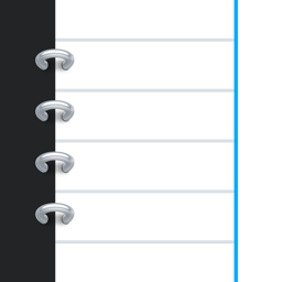 Ícone do app Notebooks - Write and Organize
