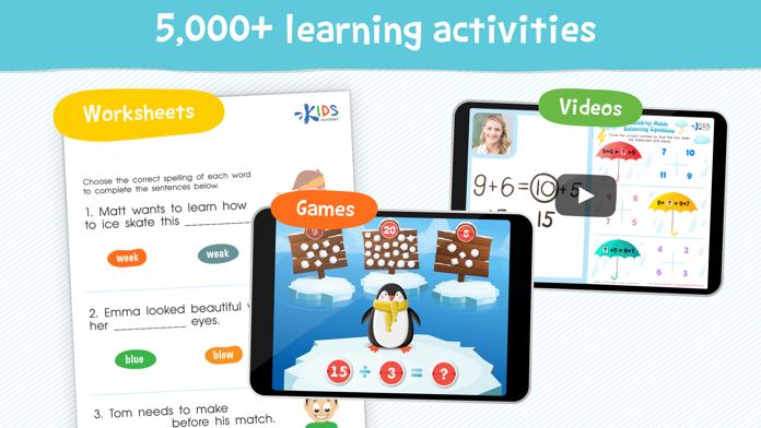 Kids Academy Talented & Gifted Screenshot