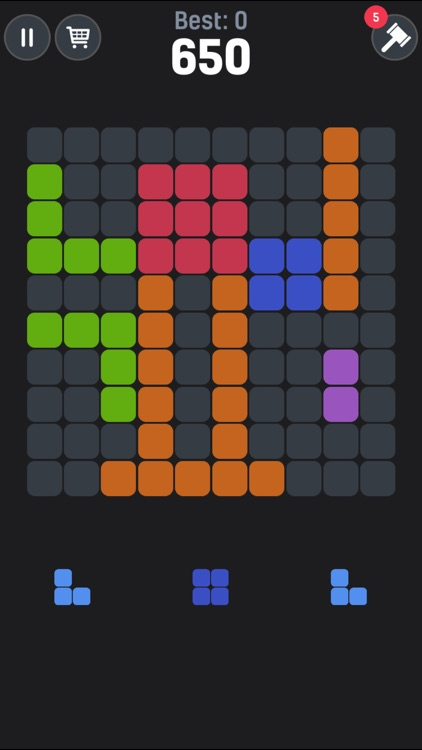 1010! Block Jam Puzzle Mania screenshot-1