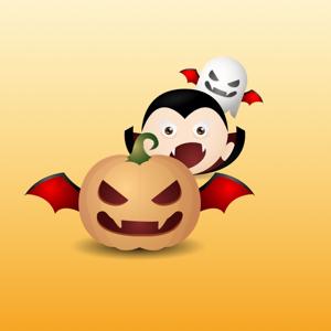 Halloween Sticker for WhatsApp app