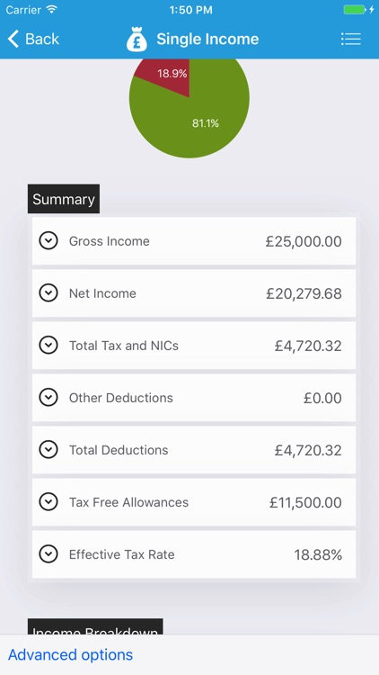 UK Tax Pro screenshot-2