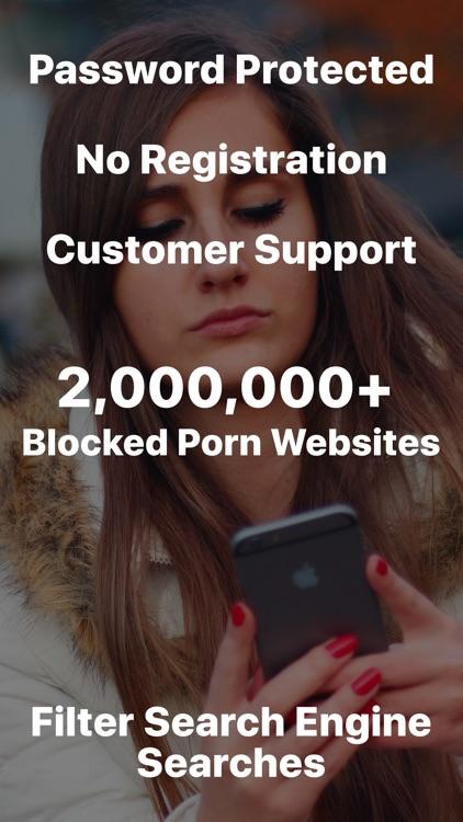 Porn Blocker of Adult Websites