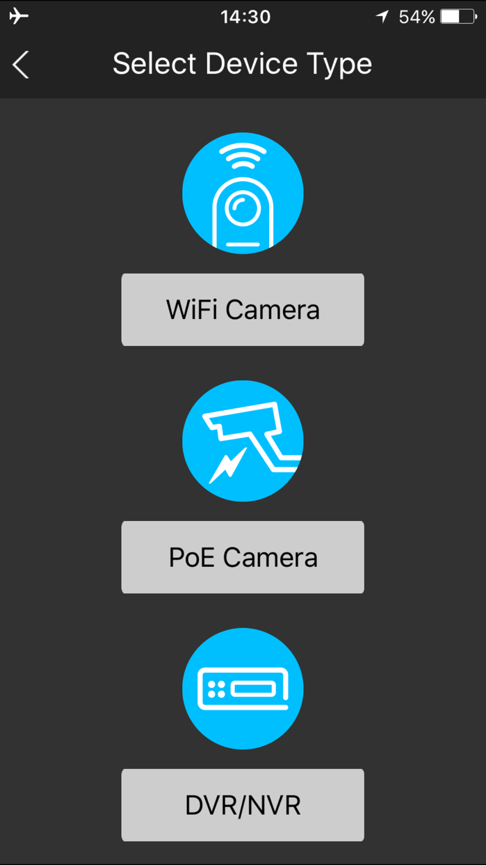 Amcrest View Pro Screenshot