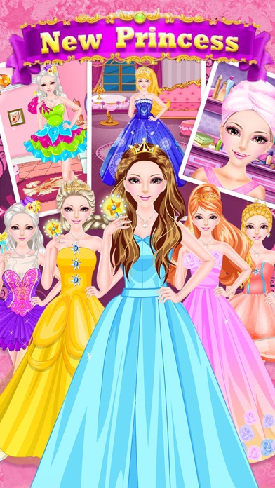 Fantasy Beauty Salon screenshot two