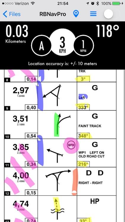 Rally Blitz Navigator Pro