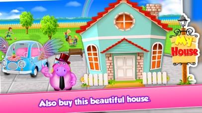 Fat Unicorn Cotton Candy Shop screenshot 5
