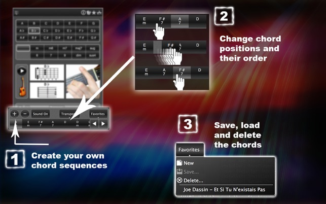 120 Guitar Chords On The Mac App Store