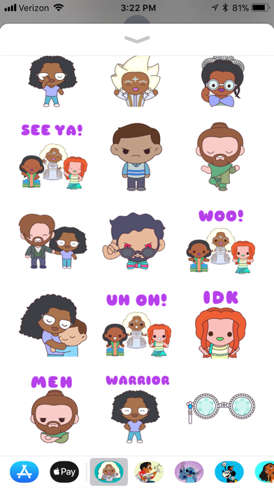 A Wrinkle in Time Stickers screenshot 3