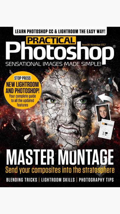 Practical Photoshop: the Adobe Photoshop magazine