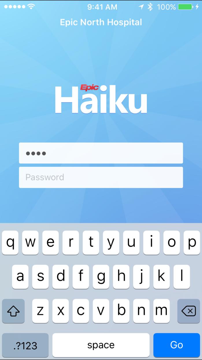 Epic Haiku Screenshot
