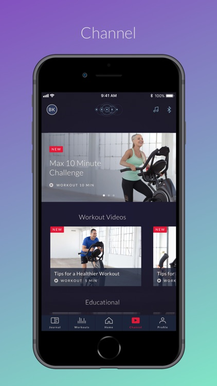 Bowflex Max Intelligence™ screenshot-3