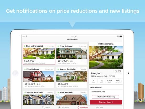 Realtor.com Real Estate, Homes Скриншоты9
