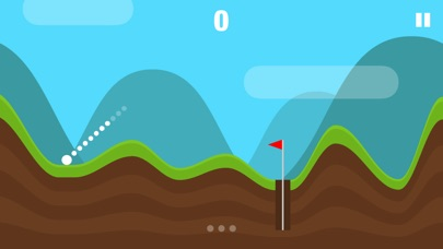 Infinite Golf screenshot 1