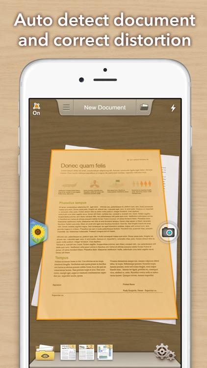 Doc Scan Pro a PDF Scanner Fax