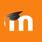 NOTE: This official Moodle Mobile app will ONLY work with Moodle sites that have been set up to allow it