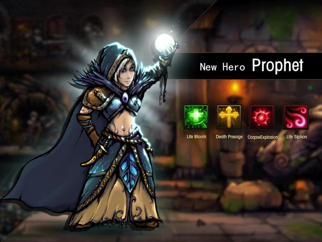 Dungeon Survival Screenshot