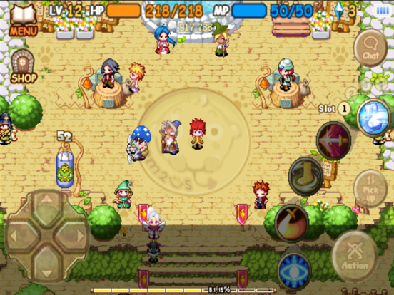 The World of Magic screenshot 8