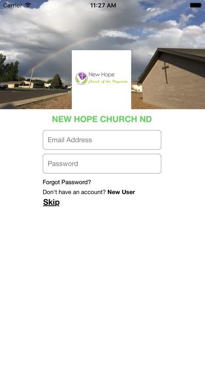 New Hope Church ND