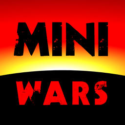 Ícone do app Mini Wars Blackout