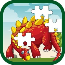 Activities of Dinosaur Jigsaw Puzzle Games