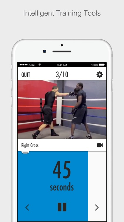 Boxing Training screenshot-0