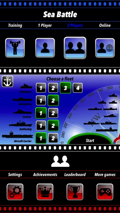Sea Battle Multiplayer Game app image