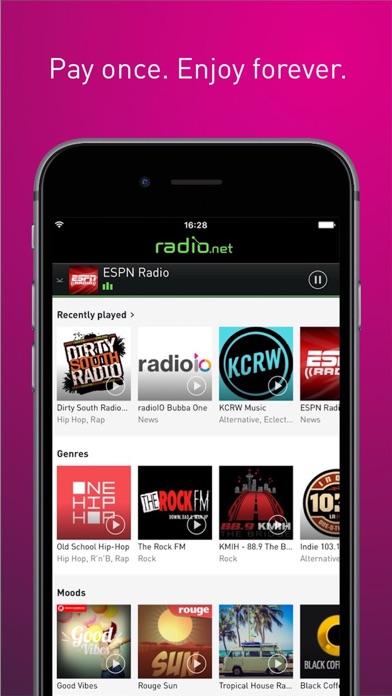 radio.net PRIME Скриншоты4