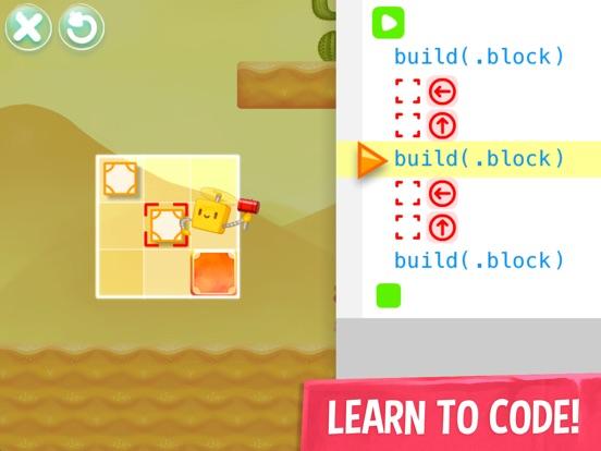 SpriteBox Coding Screenshots