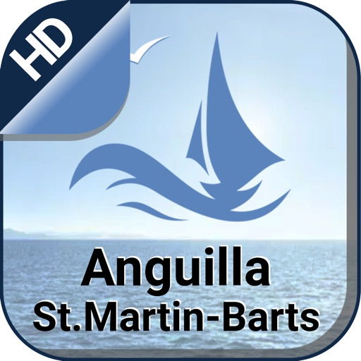 Anguilla Charts For Navigation