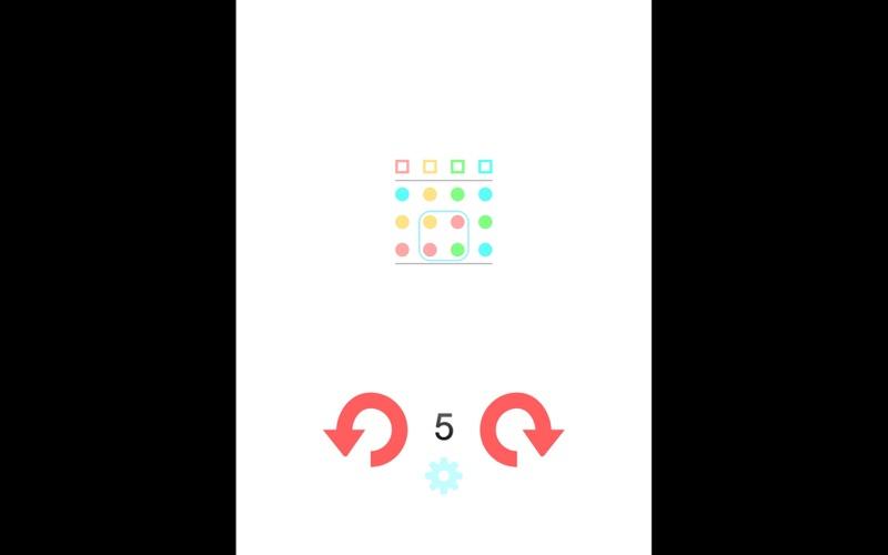Dot - Aline Same Color Dots screenshot 3