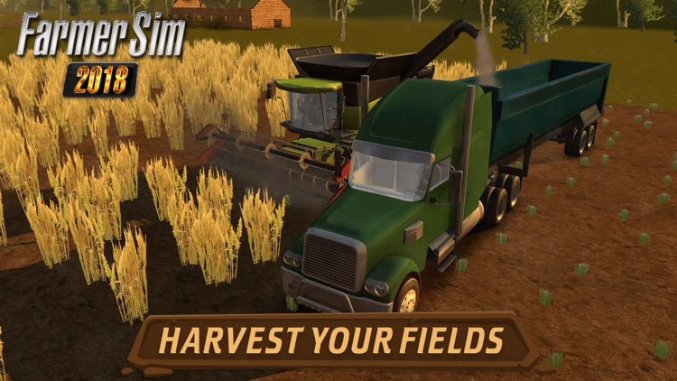 Farmer Sim 2018 screenshot-4