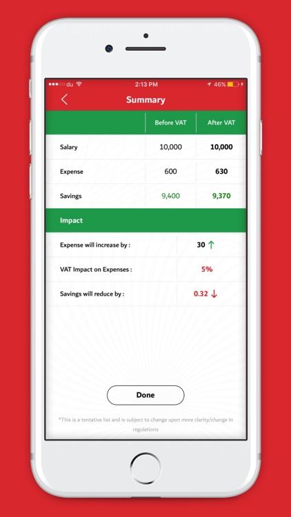 UAE VAT Calculator