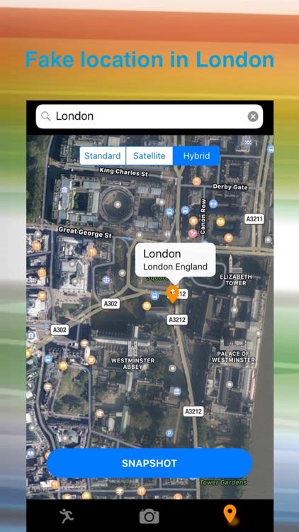 Fake GPS GO Location by DaVil