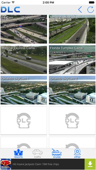 DLC - Disney Web Cams screenshot two