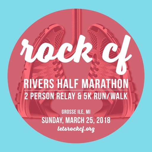 Rock CF Rivers Half Marathon iOS App