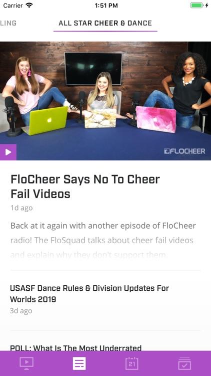 FloSports: Watch Live Sports