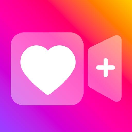Get Likes Video Edit - StoryFX