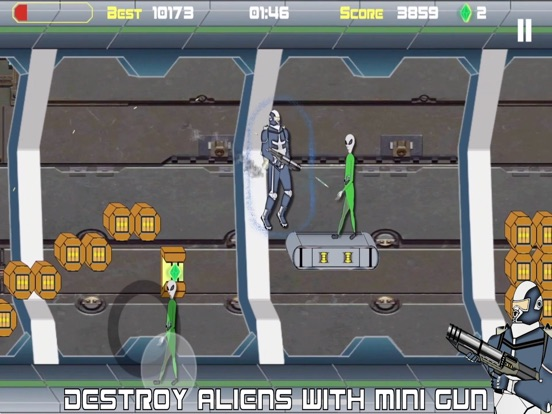 Alien Doom-ipad-0