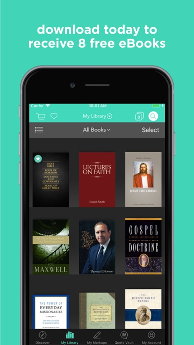 Deseret Bookshelf Lds Books review screenshots