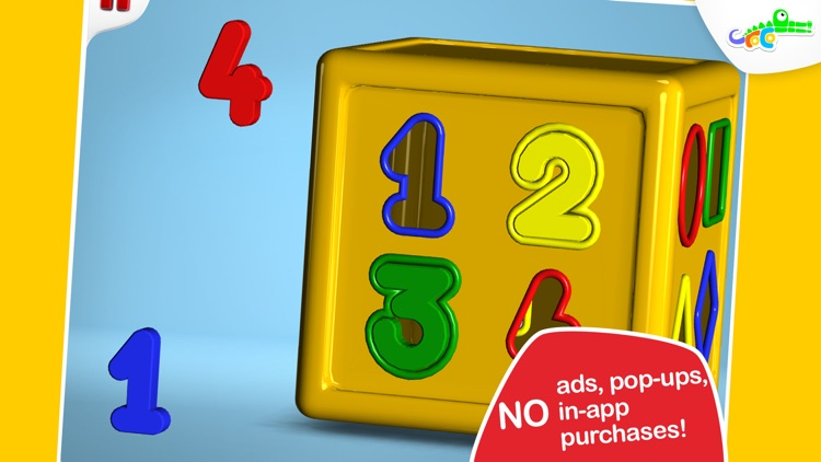 Shape Sorter - Early Learning screenshot-4