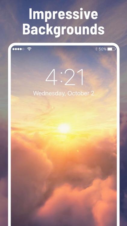 Fancy Wallpaper & Lock Screen screenshot-7