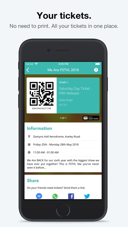 Skiddle: Events and Tickets screenshot-4