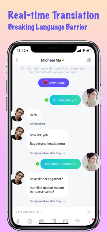 stranger chat and date app