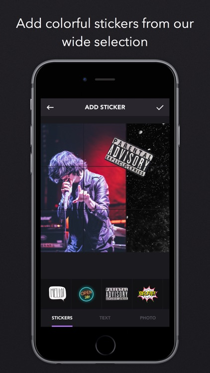 Grids Pro - Feed Banner Pics screenshot-1