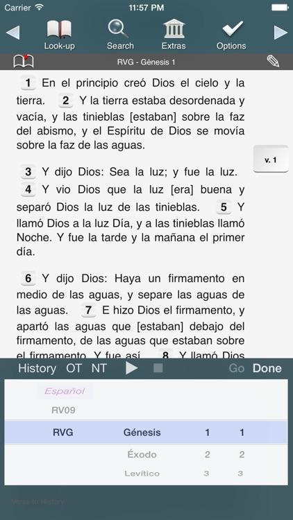 Touch Bible: Study and Listen screenshot-4