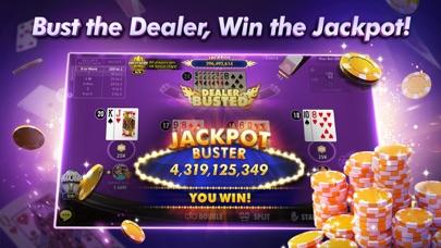 House of Blackjack 21 screenshot 1