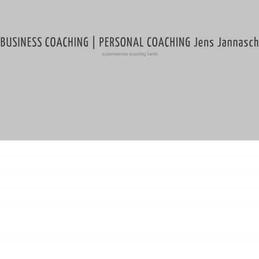 Jannasch Coaching
