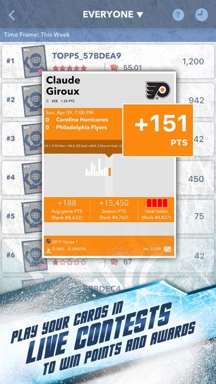 NHL SKATE: Hockey Card Trader screenshot-3
